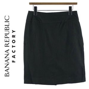 BANANA REPUBLIC | Classic Tailored Pencil Skirt